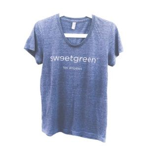 American Apparel Sweetgreen PassionXPurpose Tee -L